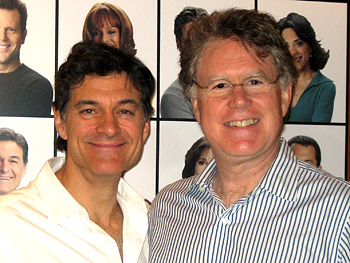 Dr. Mehmet Oz and Dr. Woodson Merrell