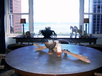 Nate Berkus's dining room