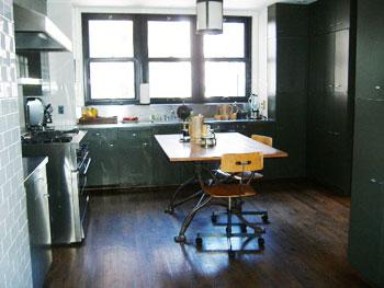 Nate Berkus' kitchen