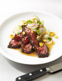 Spike's Sensual Beef Salad Recipe from Top Chef: The Quickfire Cookbook
