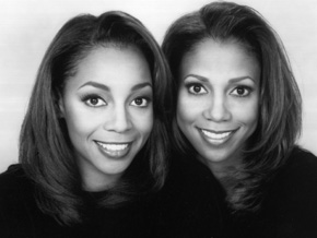 Holly Robinson Peete and Terry Lynn Ellis