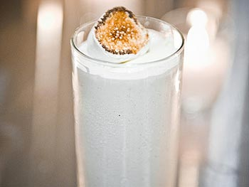 Spike Mendelsohn's Toasted Marshmallow Shake recipe