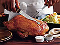 Chef Govind Armstrong's variations on the Thanksgiving meal