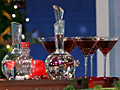 Oprah's Pomegranate Martini