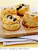 The Harlem Tea Room's Scones