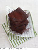 Brownies (with Carrot and Spinach)