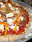 Spike Mendelsohn's Matzah Pizza