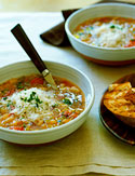 Jill Elmore's soup recipe