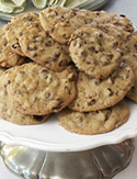 Cristina Ferrare's Super Duper Chunky Chocolate Chip Cookies