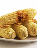 Cristina Ferrare's grilled corn on the cob