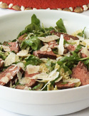 Cristina Ferrare's Award-Winning Herbed Farfalle and Steak Salad