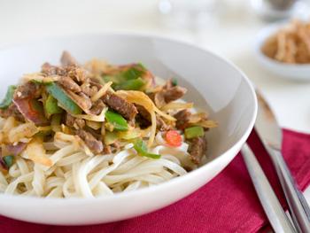 Stir-fry dish