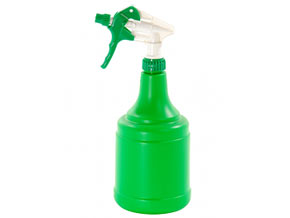 Homemade organic pest control spray