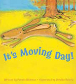 It's Moving Day! by Pamela Hickma