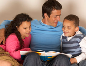 Ask your kids to read aloud regularly to track their progress.