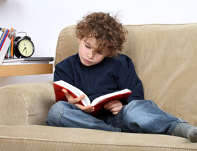 Let children read at their own pace.