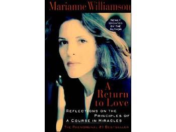 Return to Love by Marianne Williamson