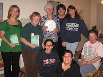The Secret Bookers Book Club