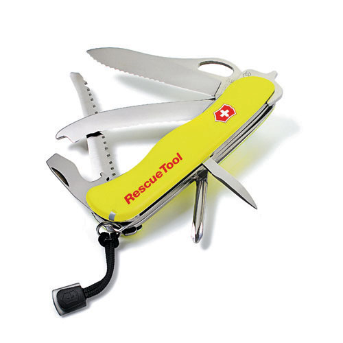 Victorinox Swiss Army Rescue Tool Knife