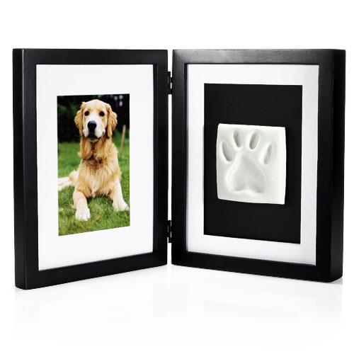 Pawprints Desk Frame