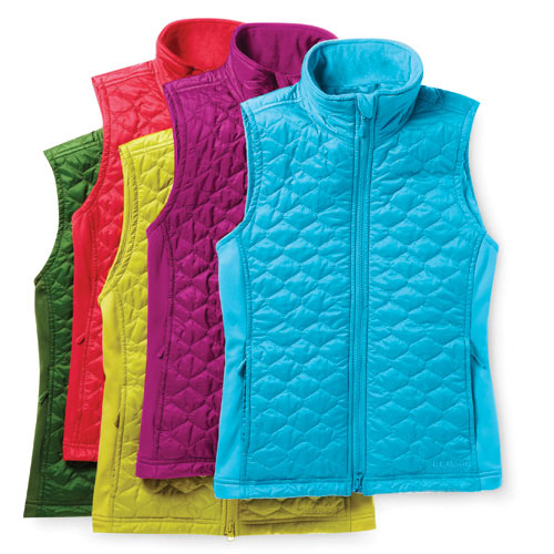 L.L. Bean Fitness Vests