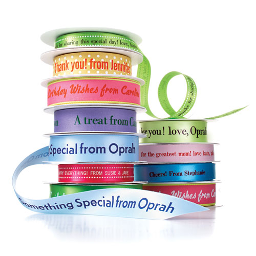 Name Maker Personalized Ribbon