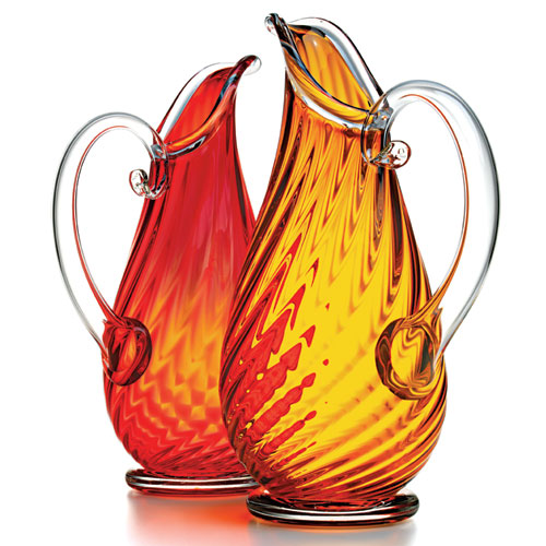 Orbix Hot Glass Roxy Pitcher