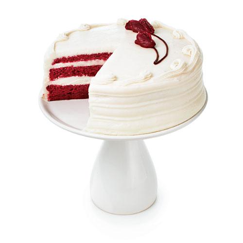 Carousel Cakes Red Velvet Cake