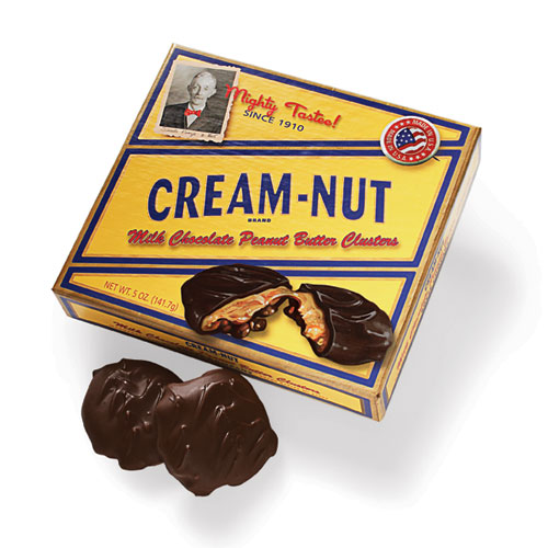 Cream-Nut Candies