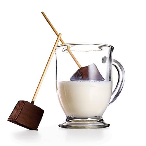 Hot Chocolate-on-a-Stick
