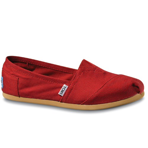 Toms Canvas Slip-ons