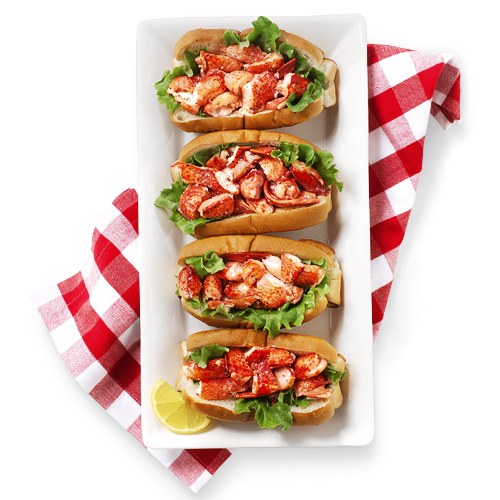Hancock Mail-Order Lobster Rolls