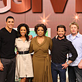 Oprah, Nate and the 'Big Give' judges