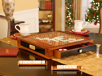 Scrabble Premier Edition from Hasbro