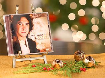 Josh Groban's Noel CD