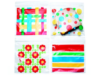 The Decor Home List: Lunchtime Baggies :  baggies children kids food