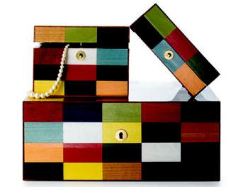 The Decor Home List: Mahogany Jewelry Boxes