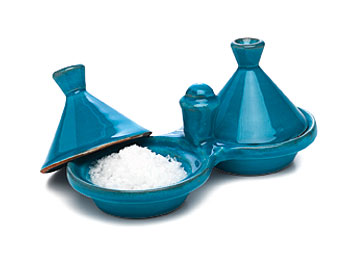 Tangine salt pepper set from oprah.com
