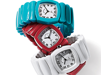 Time Will Tell for Camilla Dietz Bergeron watches
