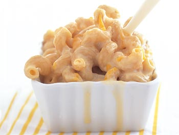 Jessica Seinfeld's Macaroni and Cheese recipe
