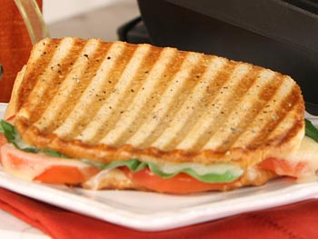Oprah's grilled panini recipe