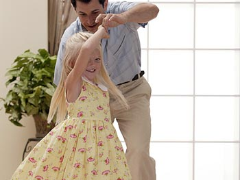 Take dance lessons as a family.