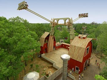 Silver Dollar City in Missouri