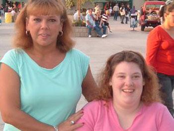 Dani and her mom