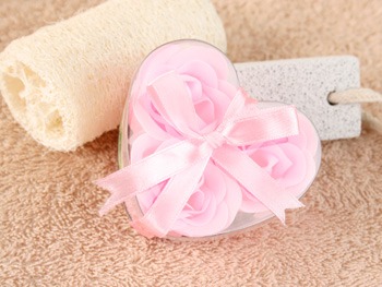 pumic stone loofah soap