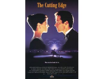 The Cutting Edge starring Moira Kelly and D.B. Sweeney