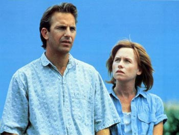 Kevin Costner in Field of D