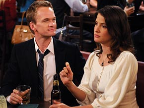 Cobie Smulders plays Robin Scherbatsky on How I Met Your Mother.