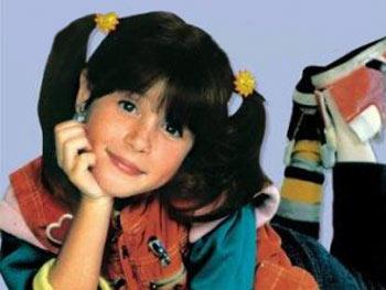 Soleil Moon Frye as Punky Brewster