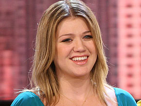 Kelly Clarkson's favorite things